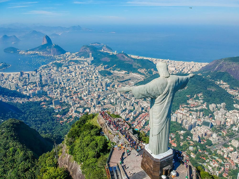 Norwegian South America Cruise to Brazil