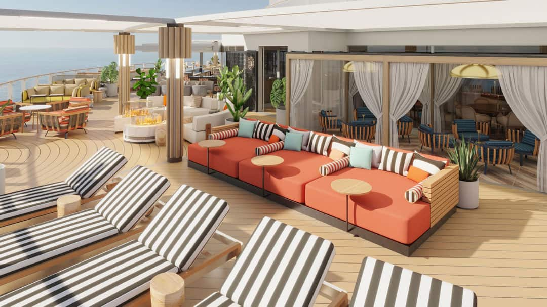 Indulge Outdoor Lounge