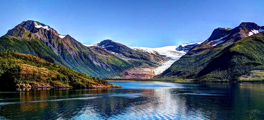 14-Day Norway and the Arctic: Summer Solstice - Fly & Cruise