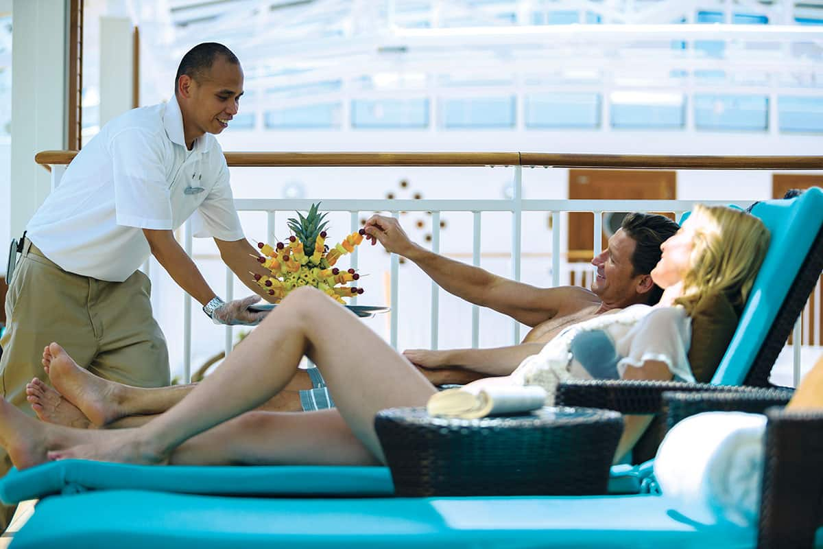 Ways to Pamper Yourself on Board a Cruise with Norwegian