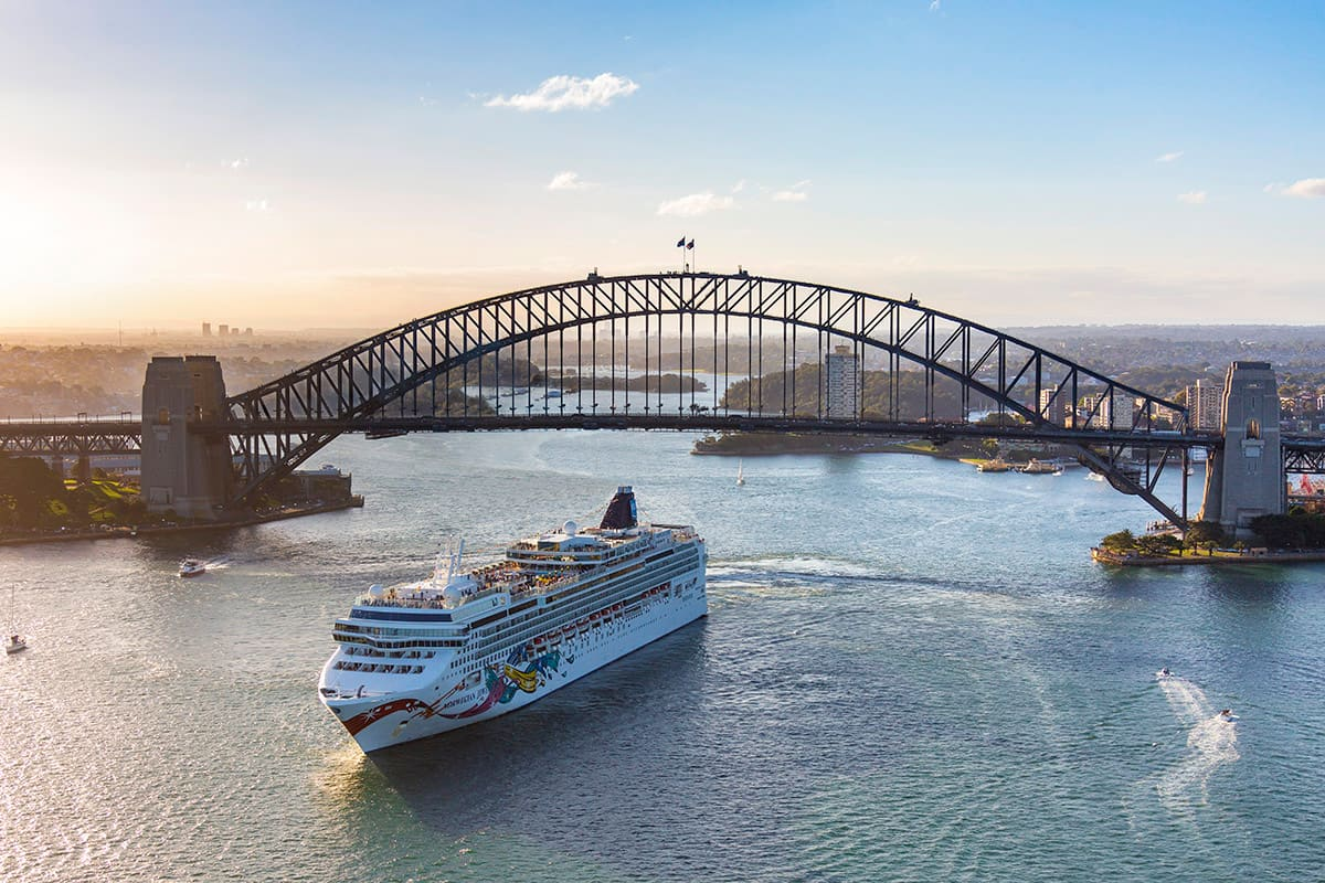 Australia Cruises with Norwegian