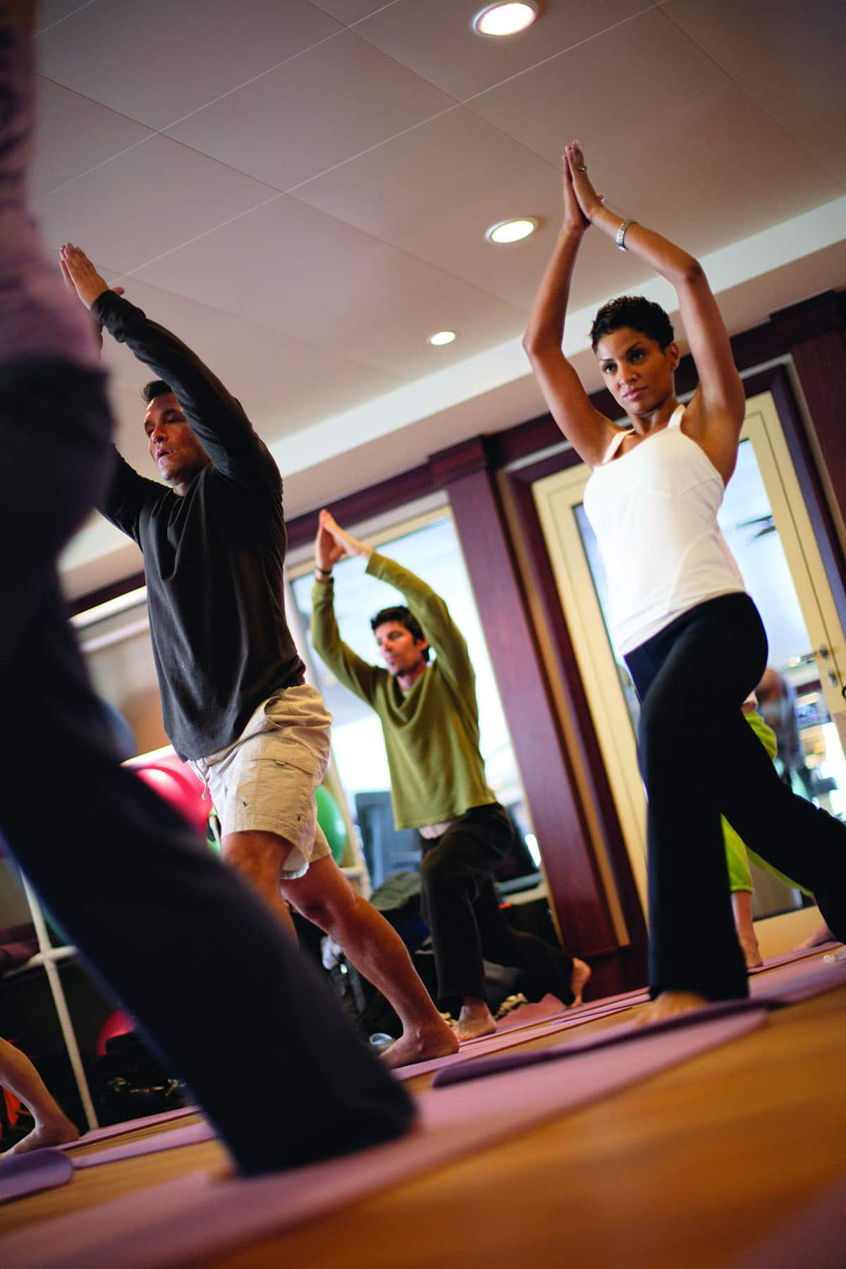 Enjoy Yoga on Board a Norwegian Cruise Line Vacation