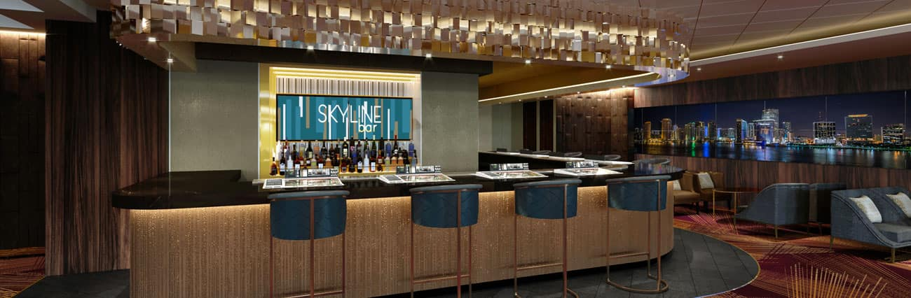 Skyline Casino Bar