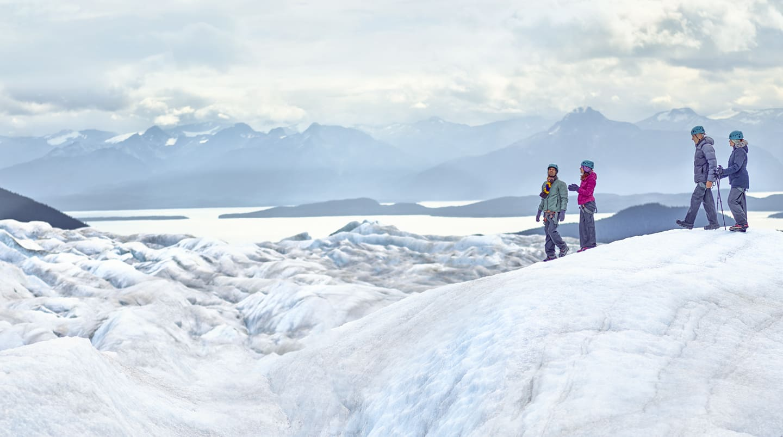 Alaska: Glacier Bay, Skagway e Juneau