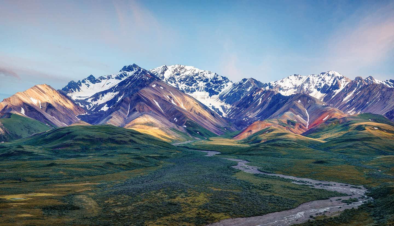 Fairbanks Denali Express - Southbound Cruise Tour