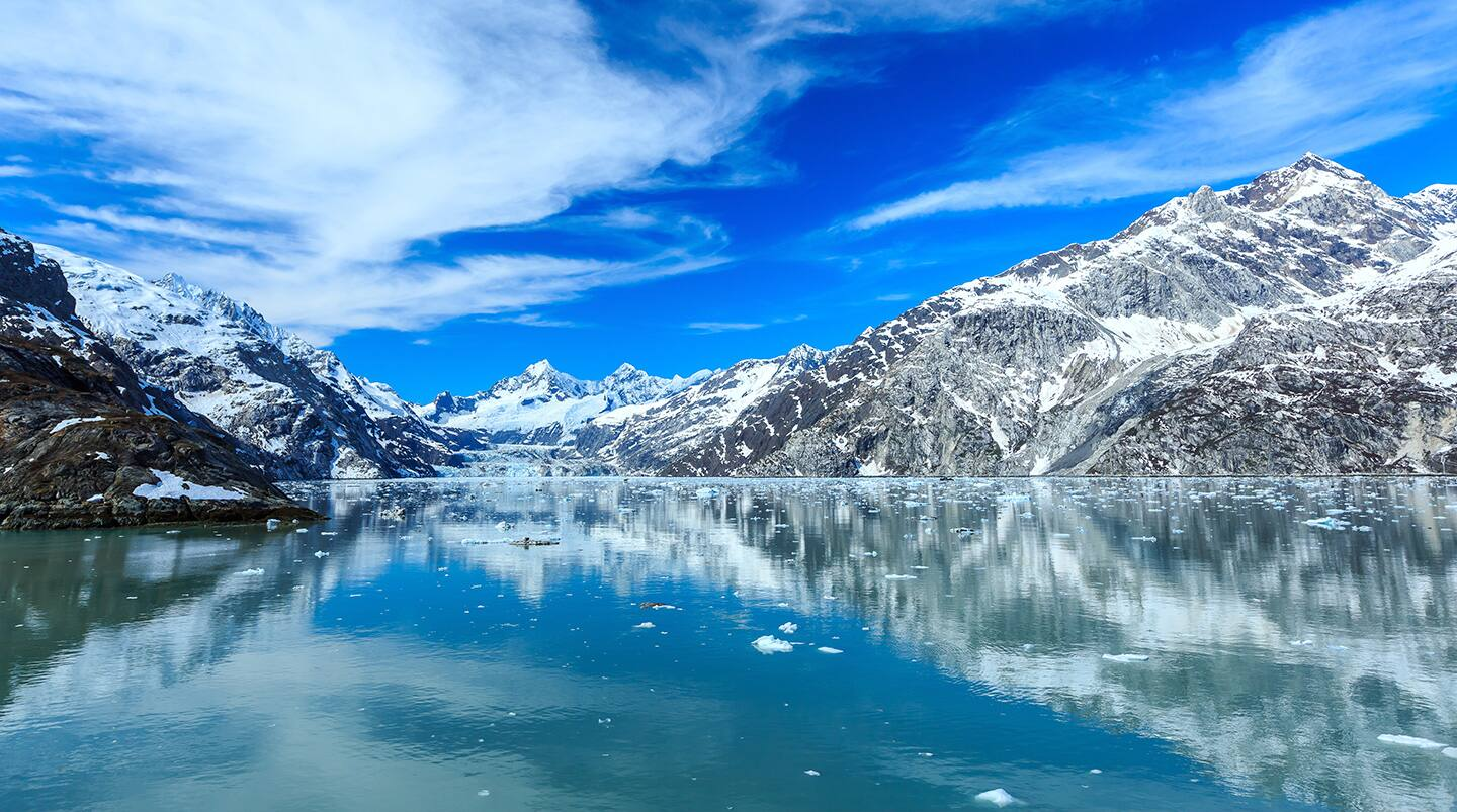 11-Day Alaska: The Great Glaciers From Seattle - Fly & Cruise