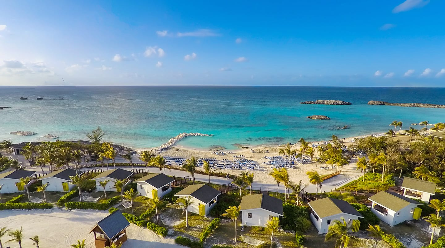 Karibik: Great Stirrup Cay und Dominikanische Republik