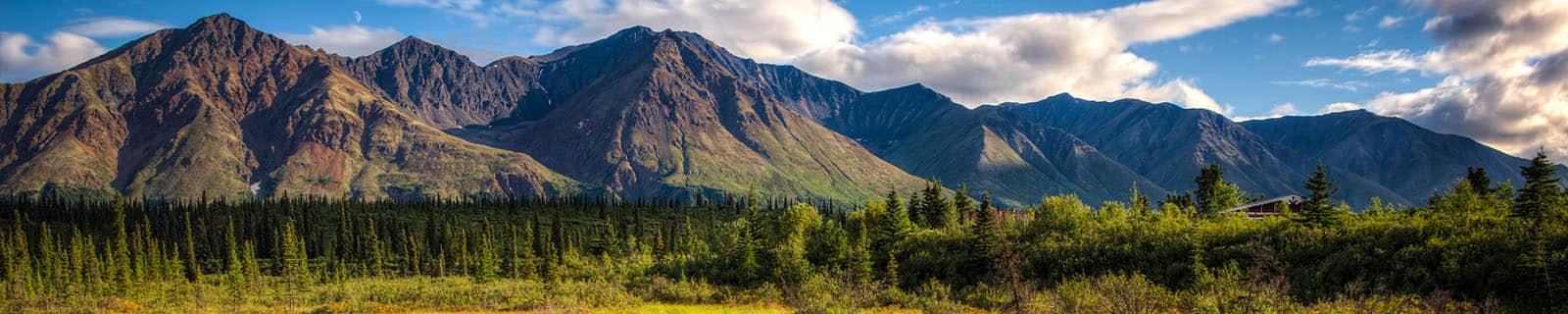 Paquetes terrestres en Alaska