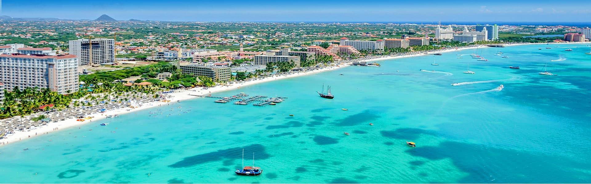Panama Canal: Curacao & Aruba