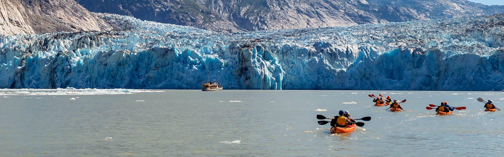 אלסקה והוואי: גליישרביי, סקאגוויוקוואילהונולולו