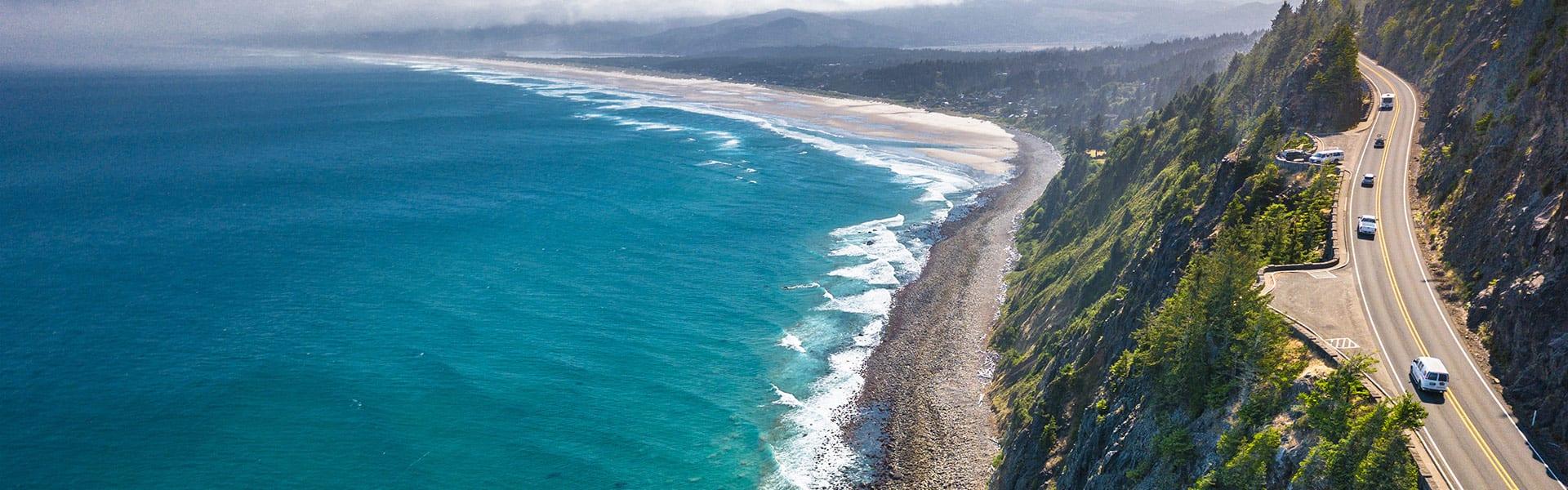 חופיהאוקיינוס השקט: סיאטל וקטצ'יקן לוונקובר