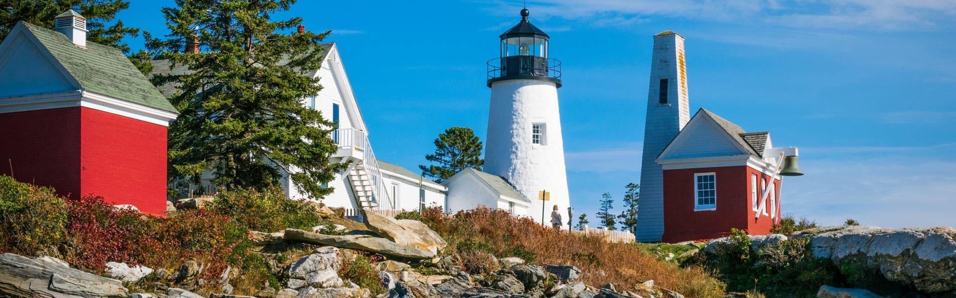 Canada & New England: Newport & Portland