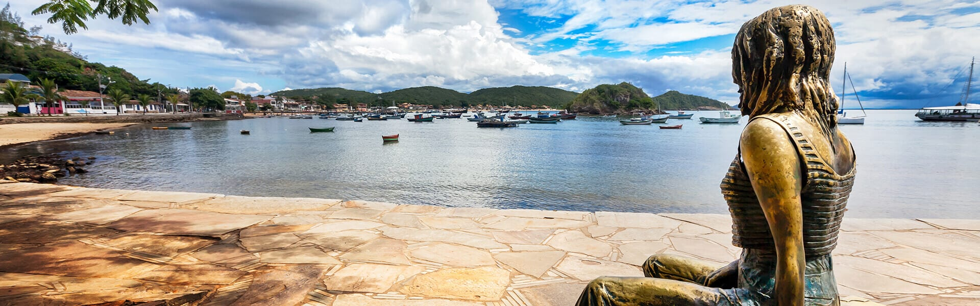 South America: Santos & Buzios to Rio de Janeiro