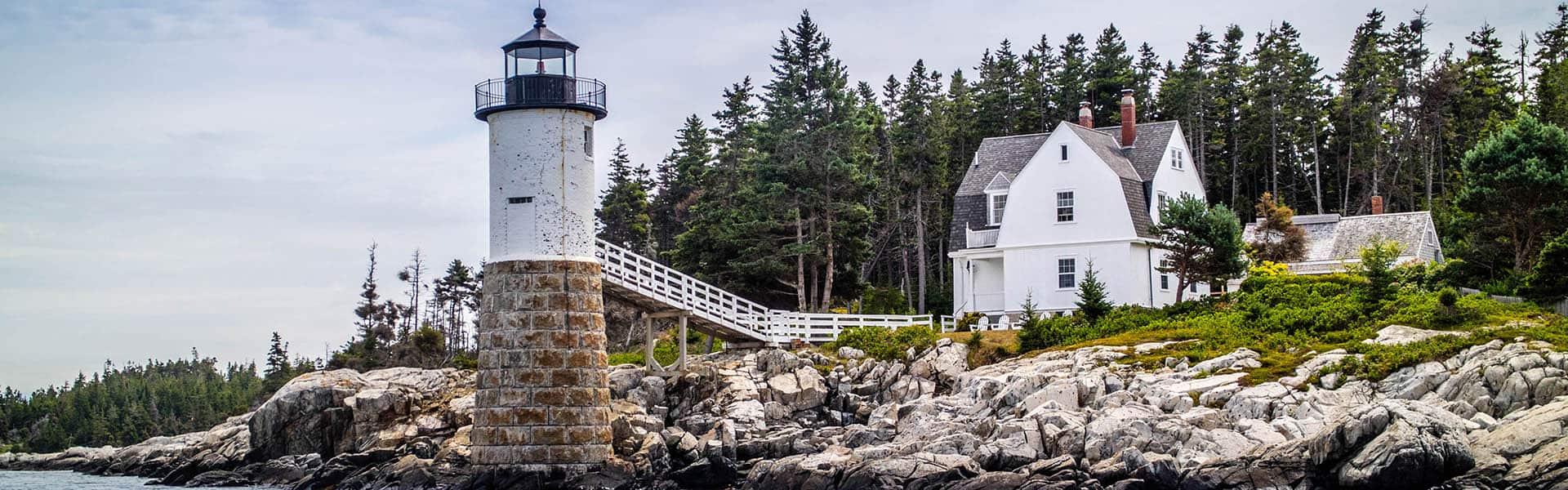 Canada & New England: Portland & Bar Harbour to Boston