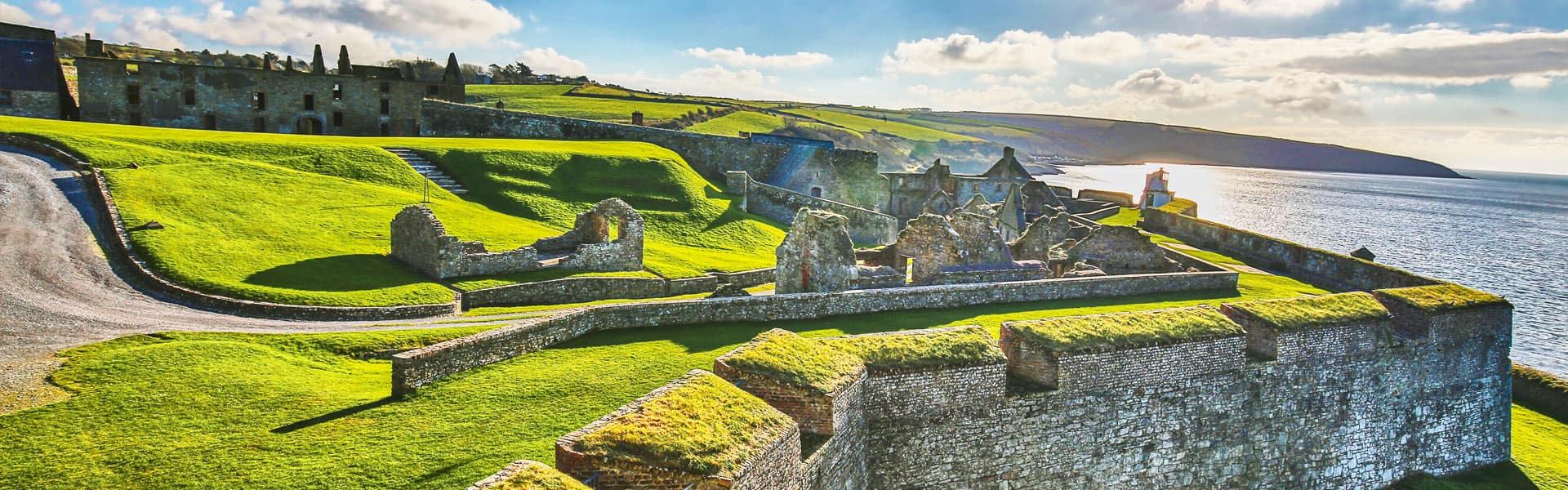British Isles: England & Ireland