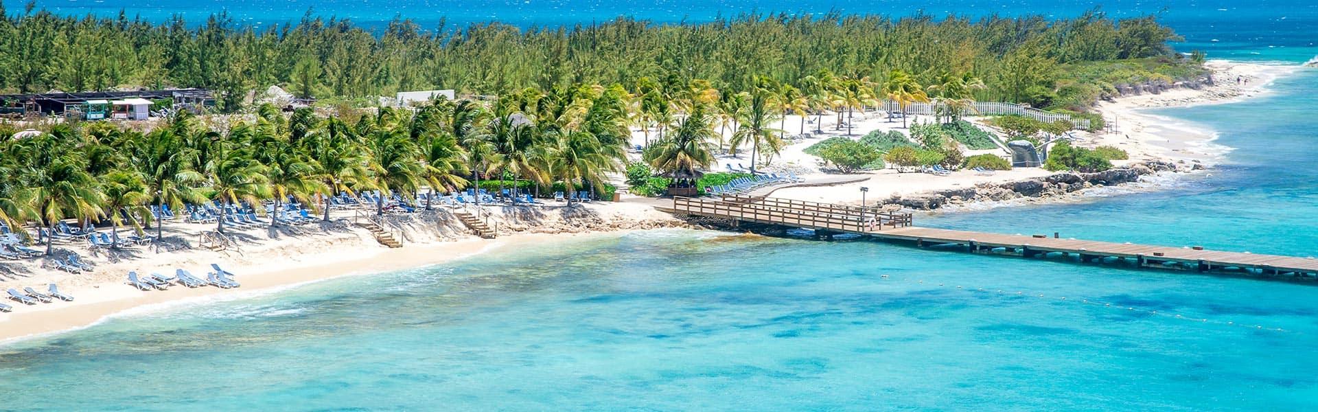 האיים הקריביים: הרפובליקה הדומיניקנית וגרנד טרק