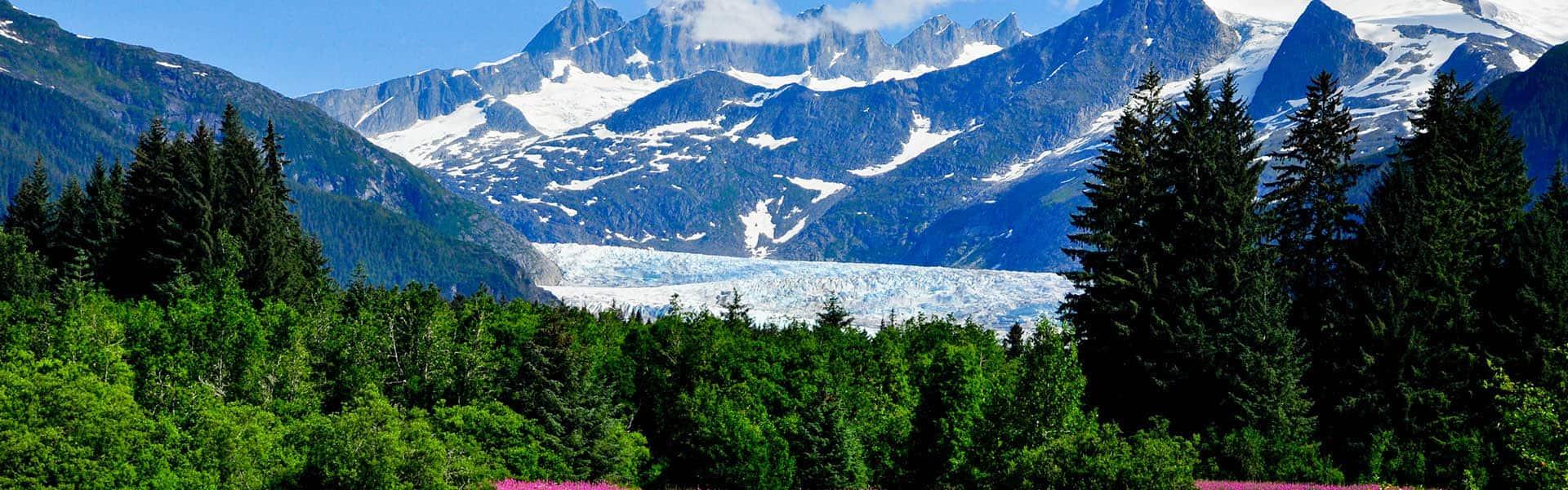 Alaska: Dawes-Gletscher, Skagway und Juneau