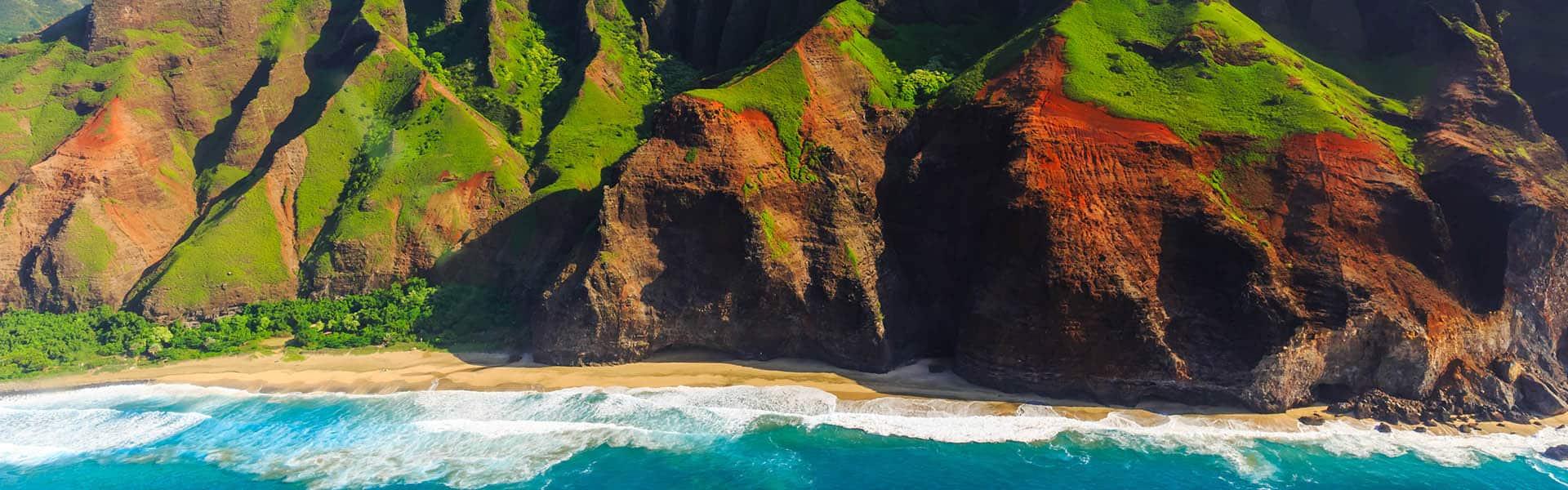 Südpazifik: Bora Bora, Kauaiund Maui nach Honolulu