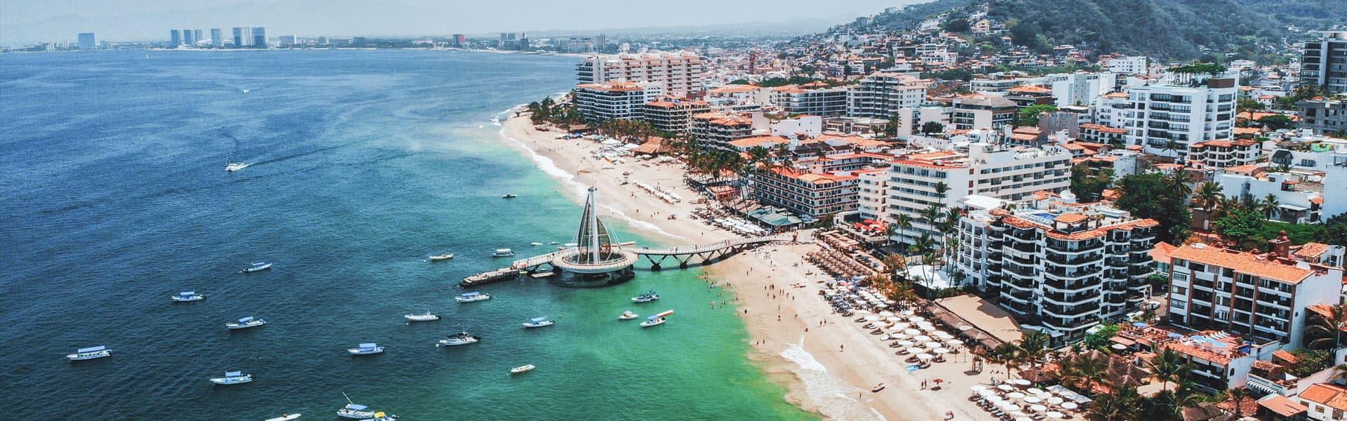 Riviera mexicaine: Cabo etPuerto Vallarta