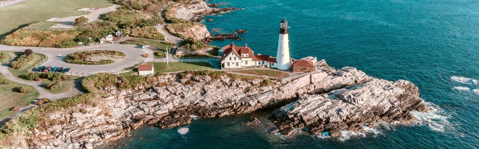 Canada & New England: Portland & Boston