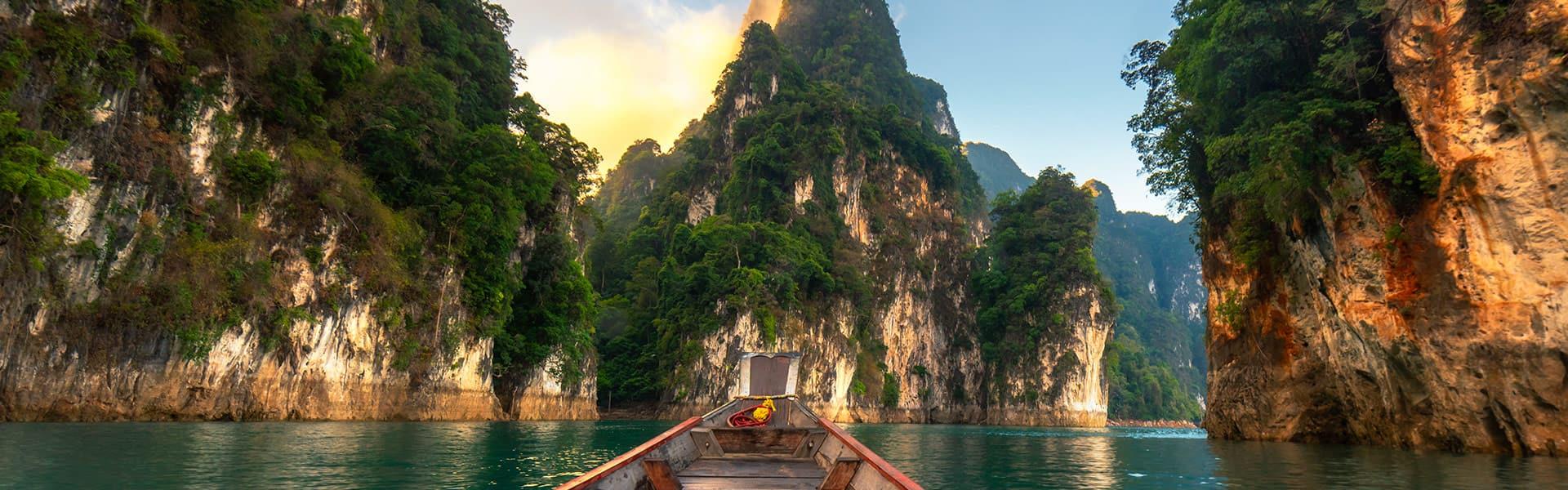 Asia: Thailand, Vietnam & Malaysia to Singapore