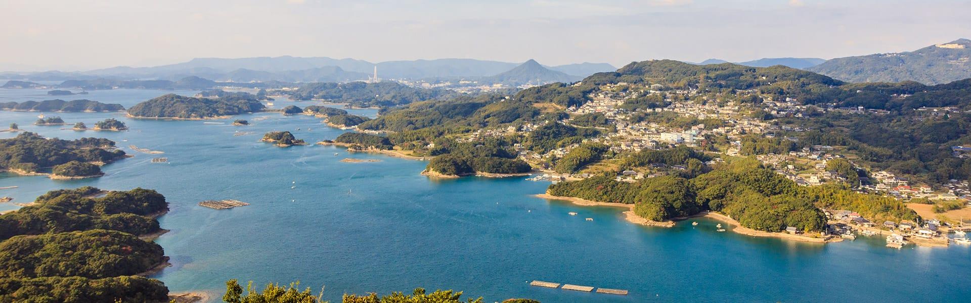 アジア:大阪、名古屋、釜山、別府