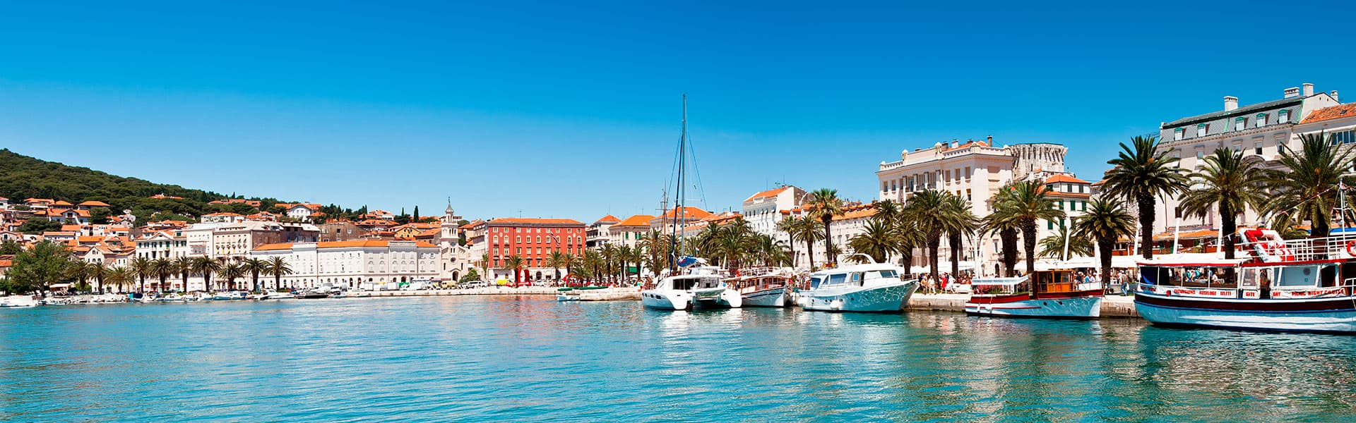 Mittelmeer: Griechenland, Kroatien und Montenegro