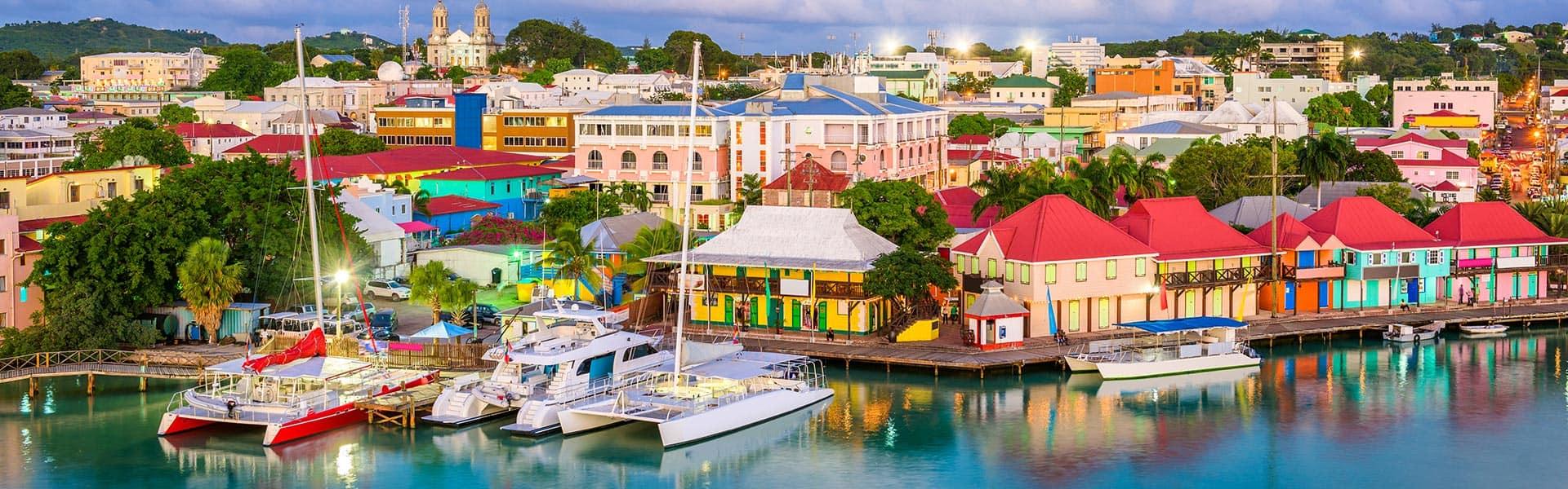 שייט הלוך ושוב לאיים הקריביים מניו יורק: הרפובליקה הדומיניקנית וסן חואן
