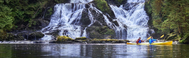 Seattle:Bahía de los Glaciares, Skagway y Juneau