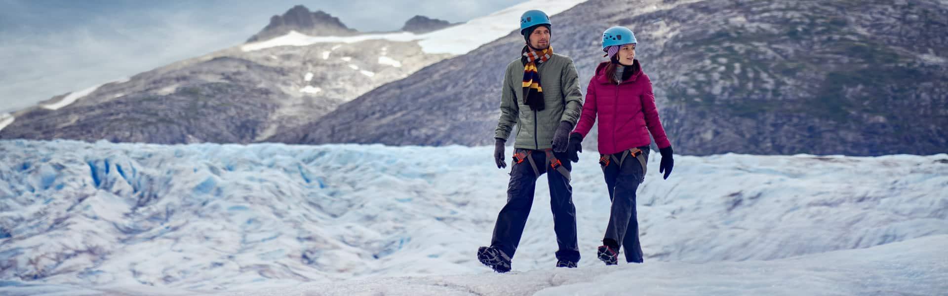 Alaska: Glaciers, Skagway & Juneau