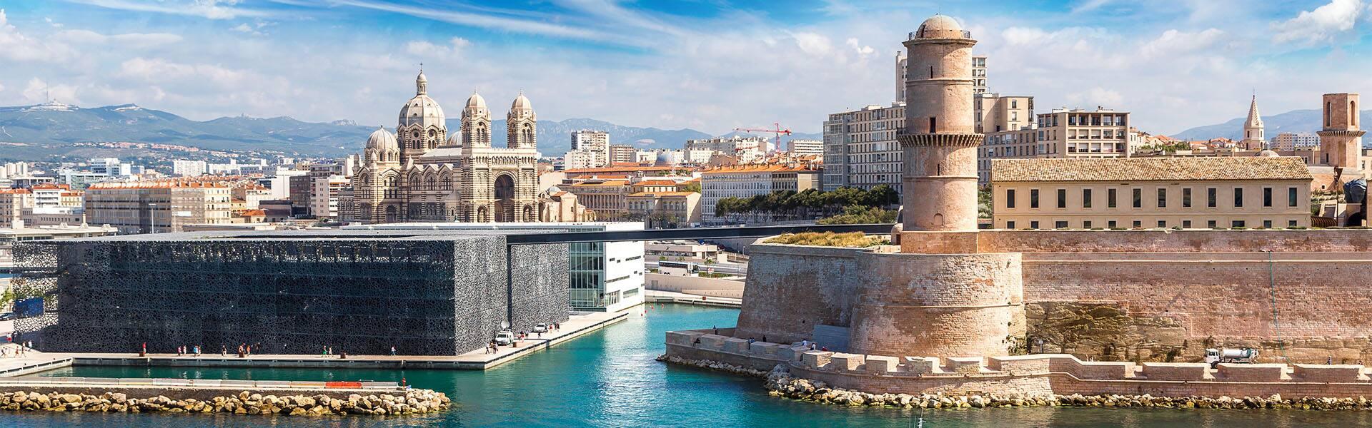 Mediterranean: Italy, France & Greece to Barcelona