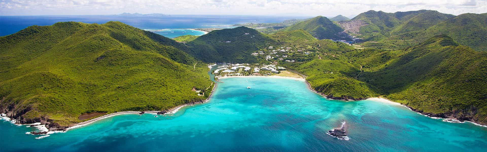 El Caribe: St. Maarten, Santa Lucía y Barbados