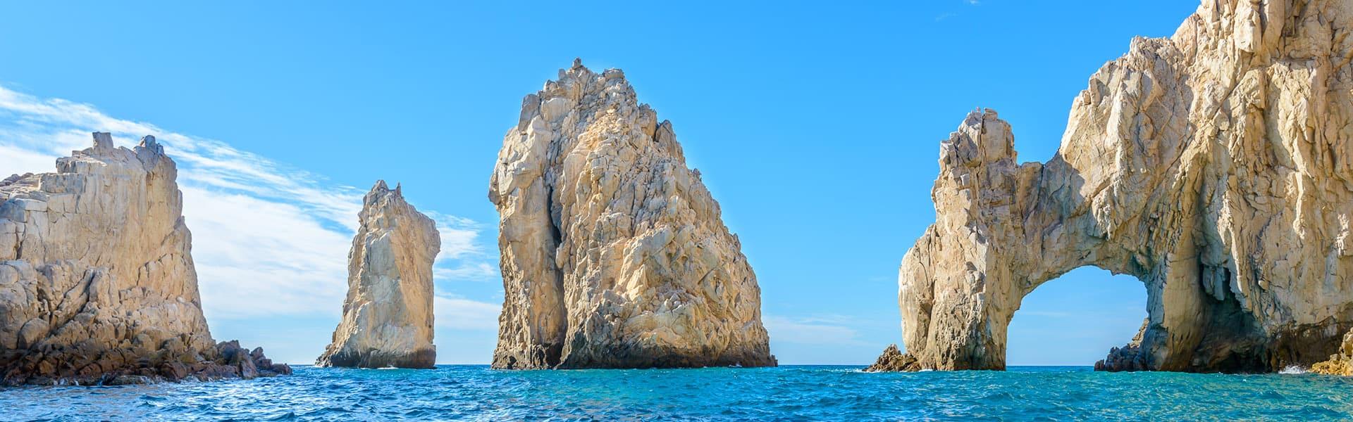 Mexikanische Riviera: Cabo und Puerto Vallarta