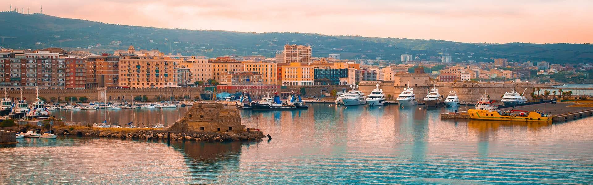 Îles grecques : Italie, Croatie et Turquie
