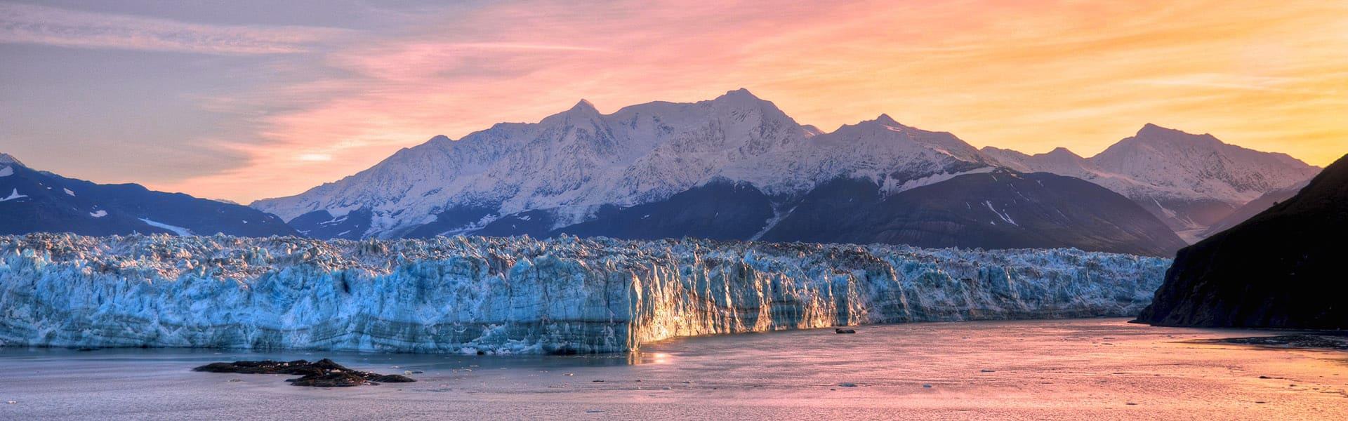 Alaska: Glacier Bay, Skagway & Juneau to Seward