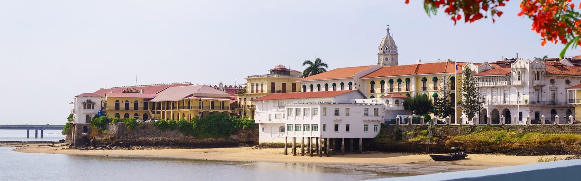תעלת פנמה: מקסיקו וקוסטה ריקהלמיאמי