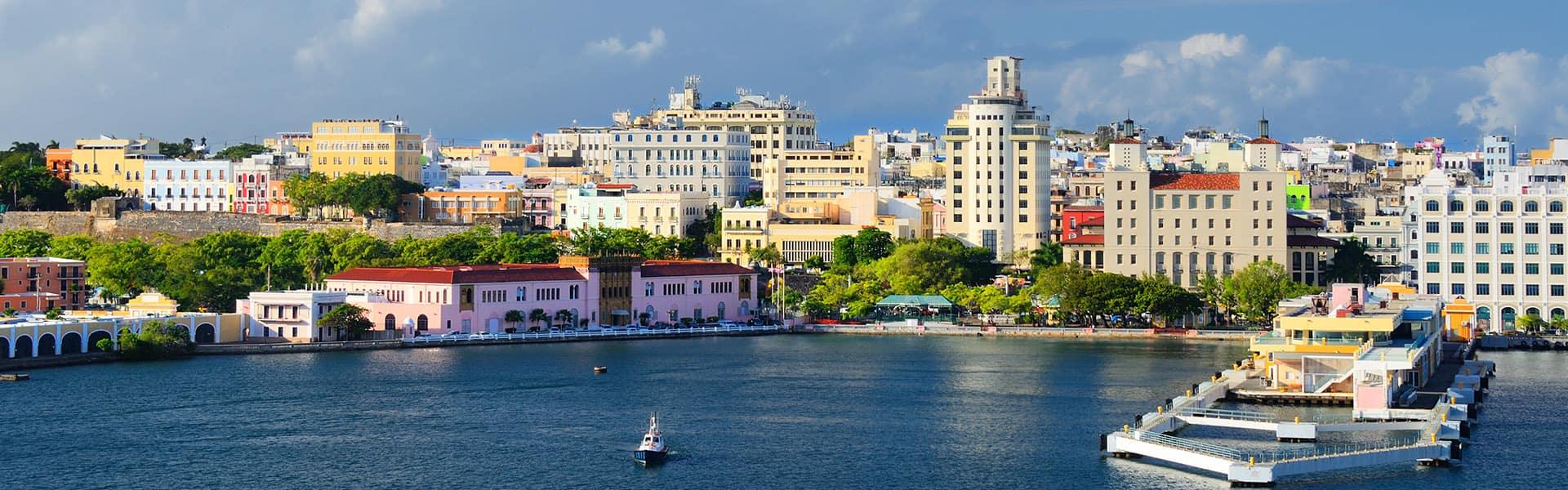 Caribe: San Juan, São Tomás & Great Stirrup Cay