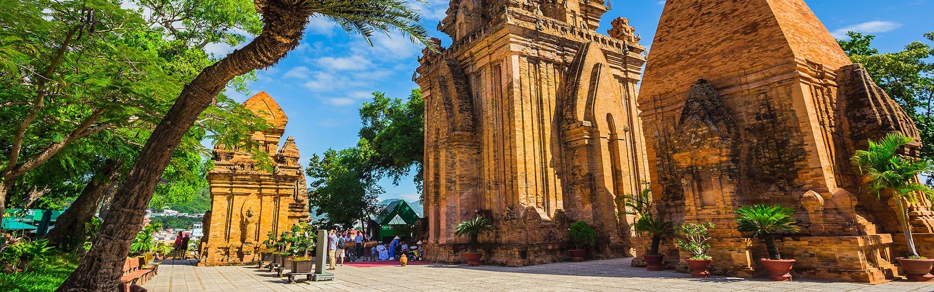 Asia: Da Nang & Nha Trang to Singapore
