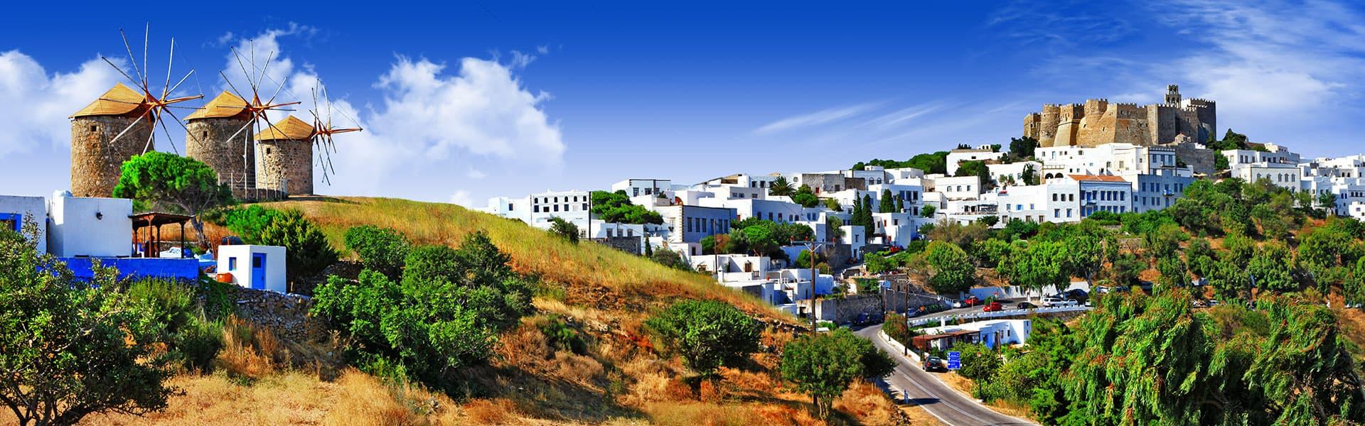 Islas griegas:Santorini, Miconos y Rodas
