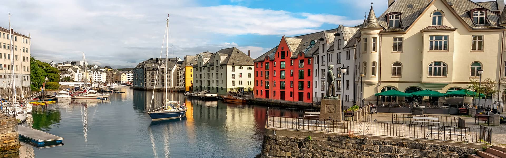 Northern Europe: Norway & Scotland