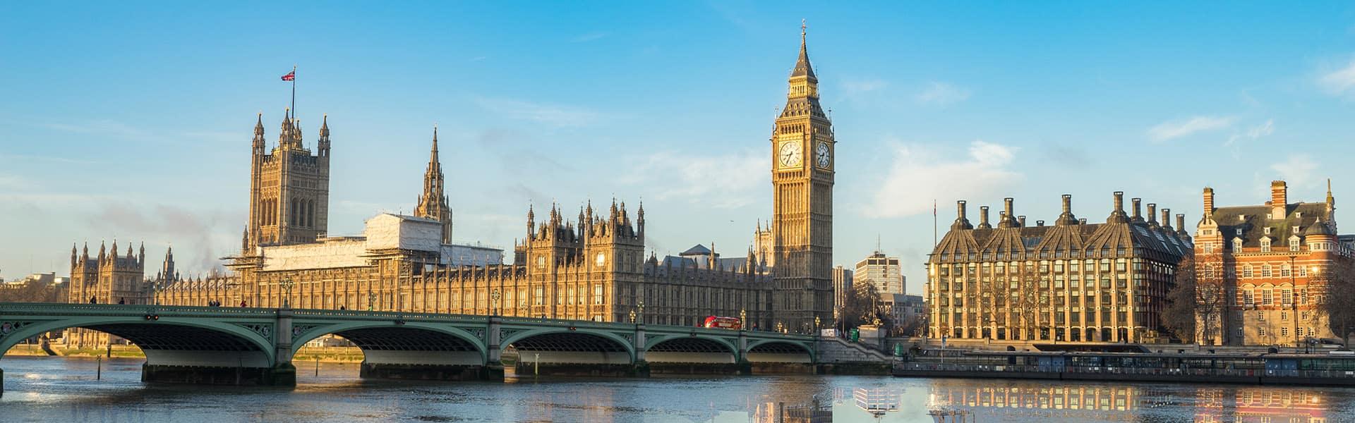 Isole Britanniche: Inghilterra, Irlanda e Francia