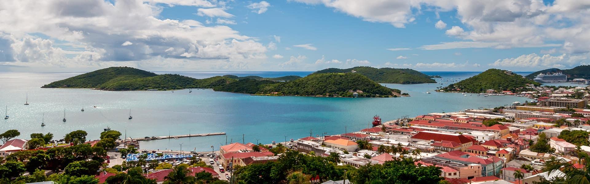 Caribbean: Dominican Republic, Antigua & San Juan