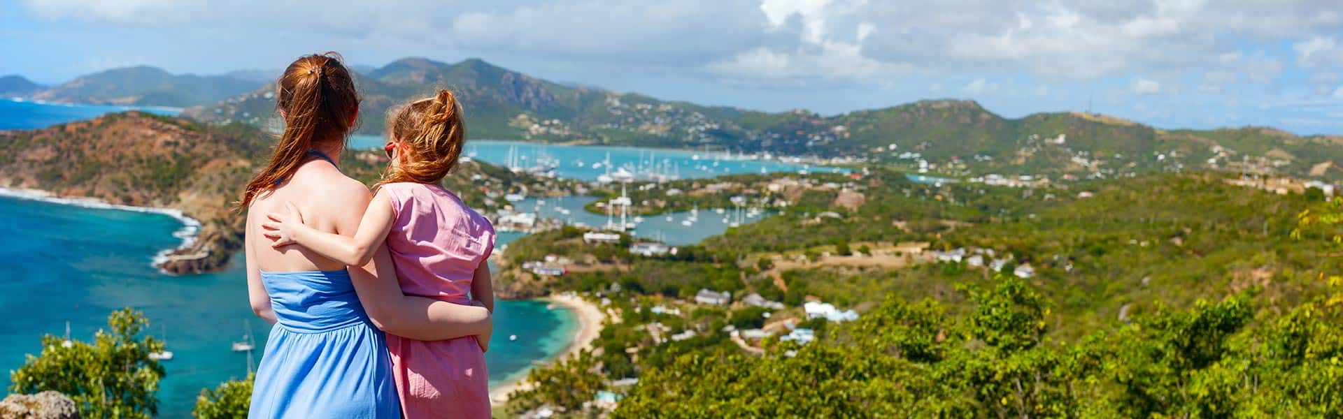 Caribbean: Barbados, St. Lucia & Antigua