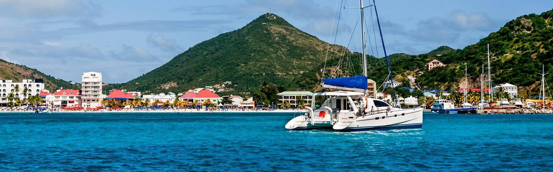 Caribe: Barbados, Santa Lúcia & Antígua
