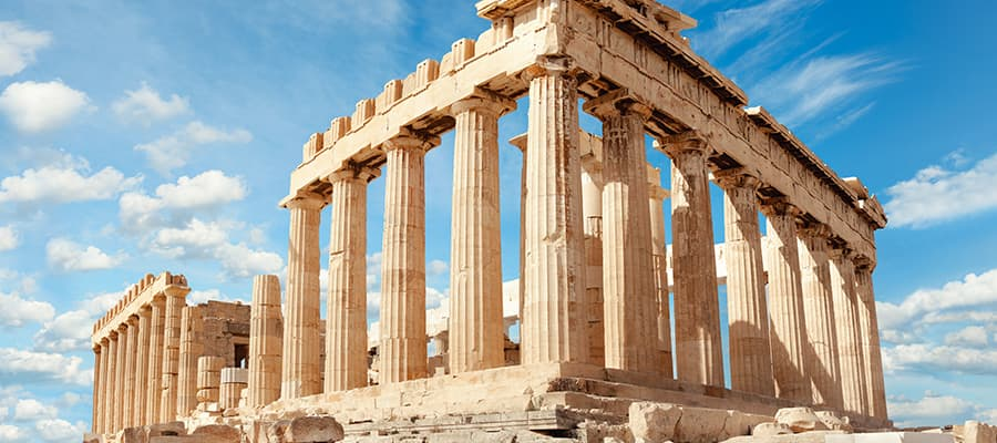 Cruises to Athens