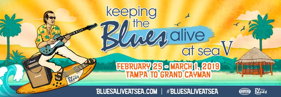Keeping The Blues Alive At Sea V