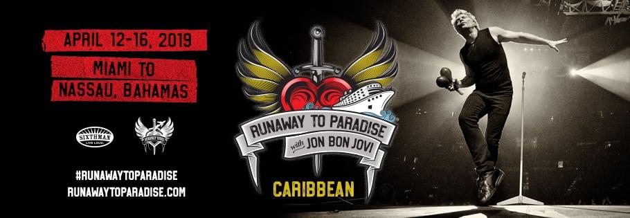 Runaway to Paradise in der Karibik
