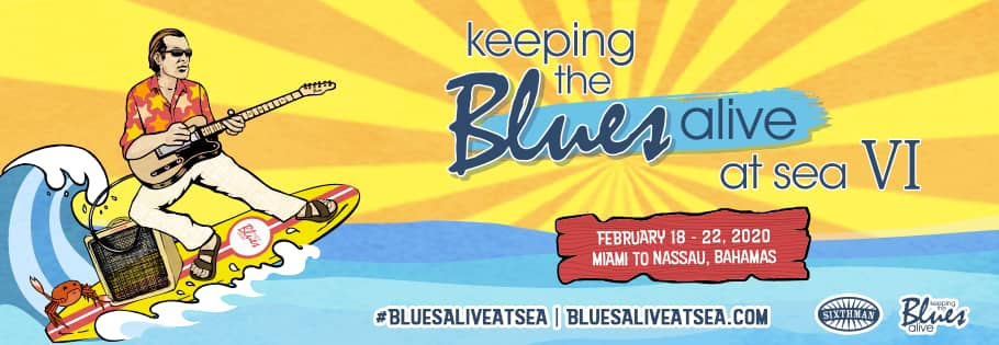Keeping the Blues Alive at Sea VI