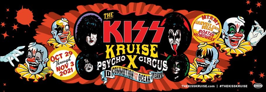 The KISS Kruise X