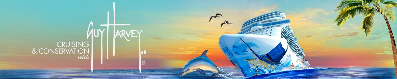 Guy Harvey Conservation Cruise